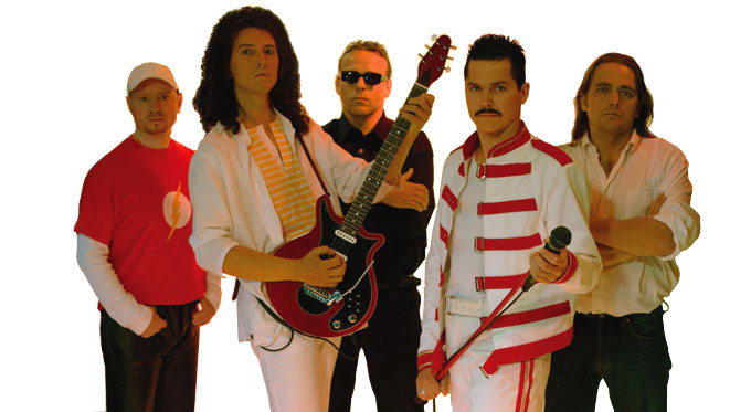 Queen Revival Band • City-Forum